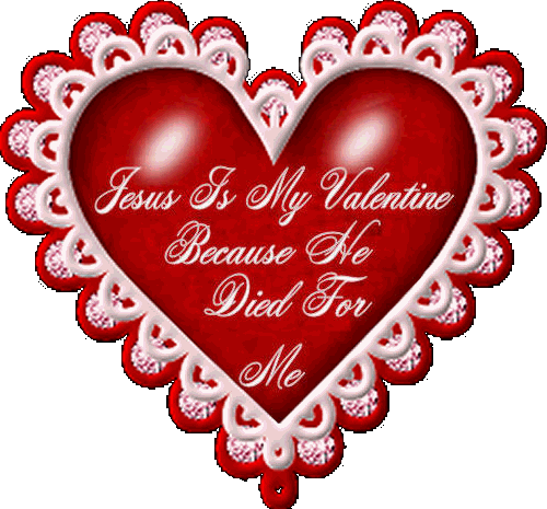 Into The Kings Garden Love 14 Happy Valentines Day from Jesus  Me