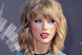 Taylor Swift Latest Hair Style Wallpaper