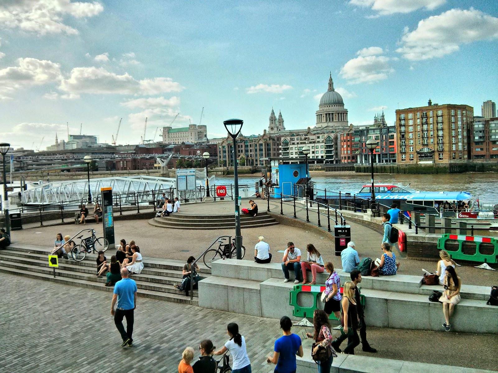View St Pauls London