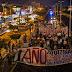 Cancún grita por Ayotzinapa. Emotiva marcha en el polo turístico para exigir justicia