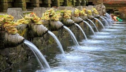 Tujuan rekreasi favorit di Gianyar yang wajib dikunjungi