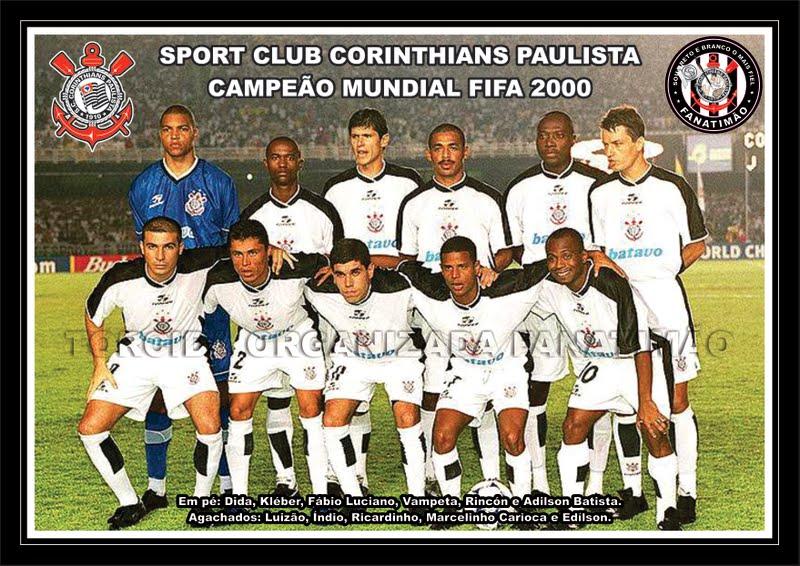 Fifa Corinthians Campeão Mundial Campeão Mundial de Clubes Fifa
