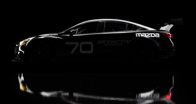 Mazda City Of Orange Park Is Excited To Announce The ALL NEW 2014 MAZDA6  With The All New SkyActiv Diesel Engine Will Be At The 2013 Rolex 24 In  Daytona On ...