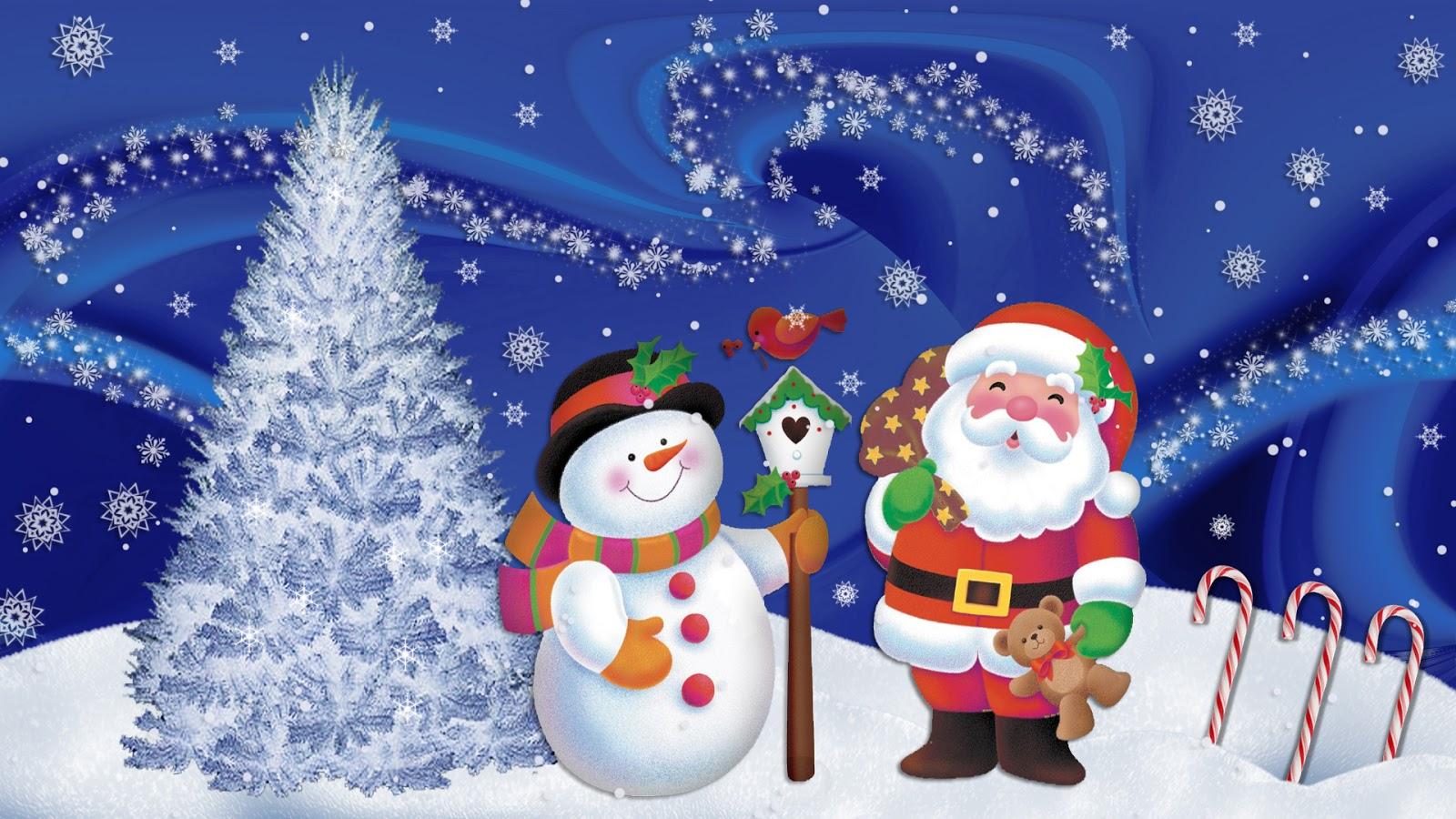 Christmas Wallpapers HD | Best Best Christmas Desktop Wallpapers HD ...