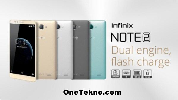 Harga dan Spesifikasi Infinix Note 2 X600