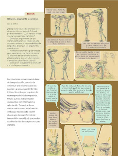 Apoyo Primaria Ciencias Naturales 6to Grado Bloque I Tema 3 Implicaciones de las relaciones sexuales en la adolescencia