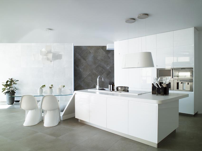 Muebles Lacados En Blanco Brillo. Mueble Bao Axel Cajones Con Freno ...