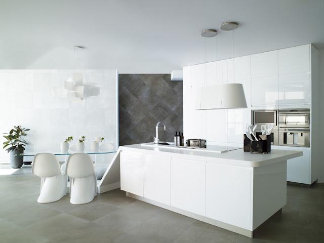 Baños Minimalistas Porcelanosa:, Gamadecor propone cocinas vanguardistas con diseños minimalistas