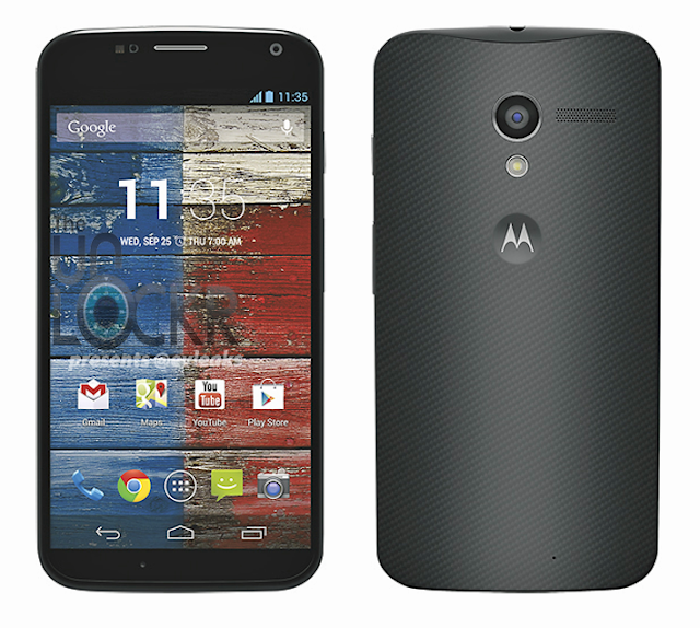 Moto X Press Render