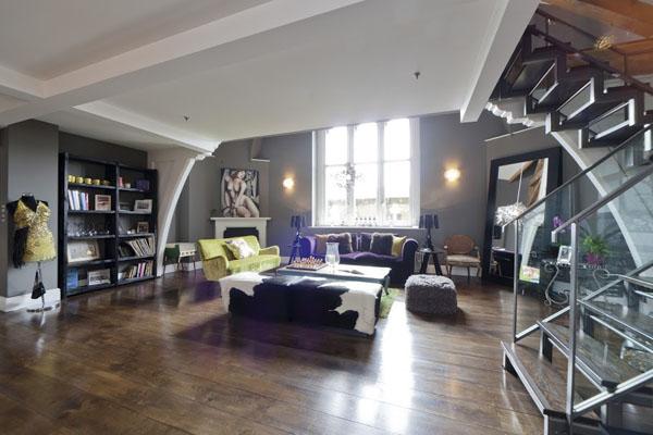 Viajes diferentes aloj ndote en casas con encanto una - Apartamentos de lujo en londres ...