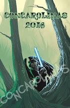 Concarolinas 2016 speculative fiction con June 3-5, 2016 Concord, NC