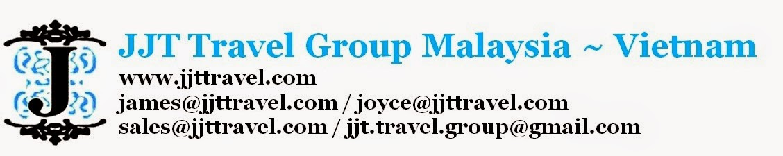 JJT Travel Group Malaysia - Vietnam