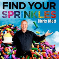 "Interview on ""Find Your Sprinkles, Blog Talk Radio"""