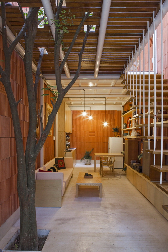 3x9 House by a21studio