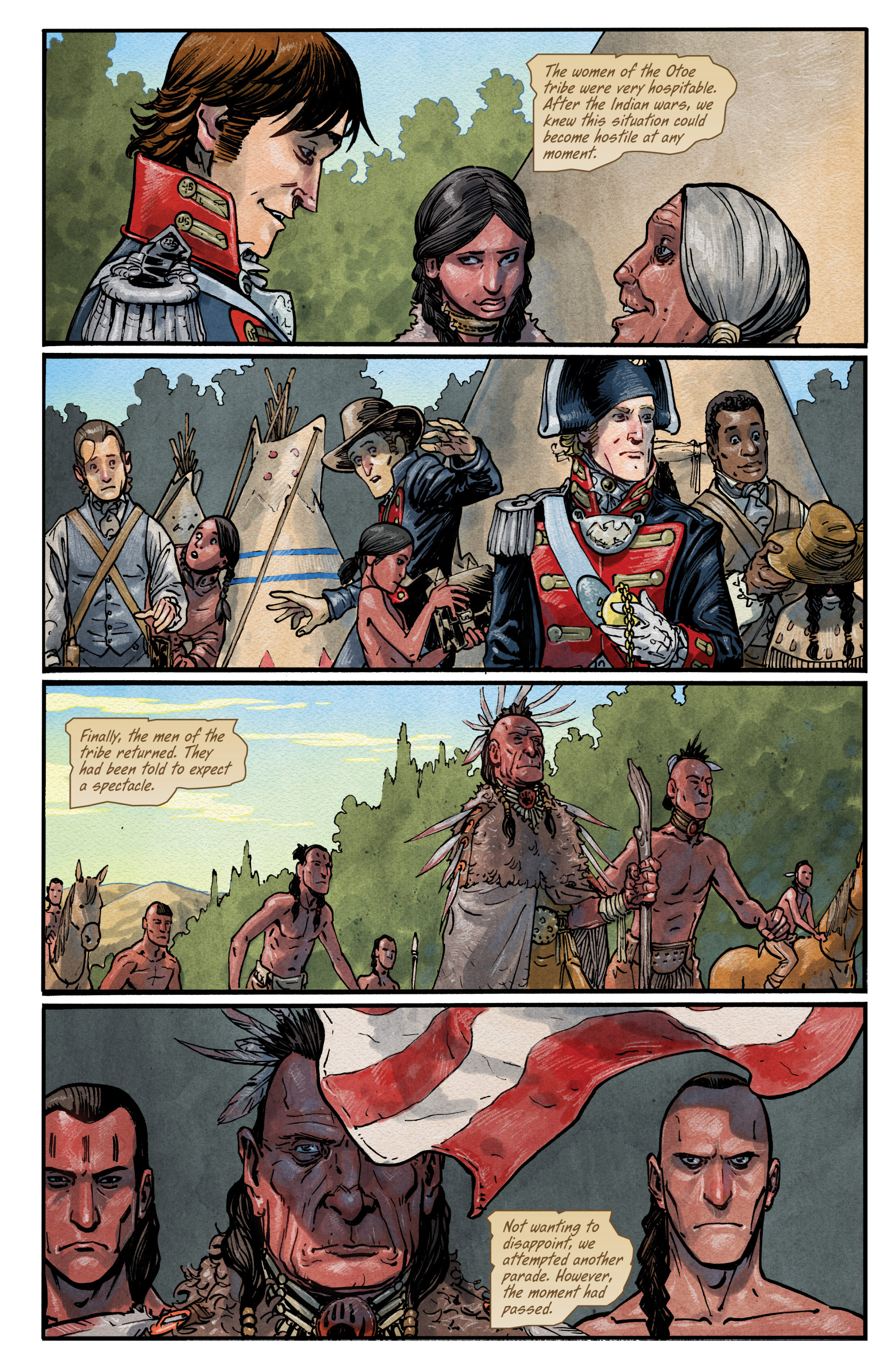 Manifest Destiny #_TPB_2 #42 - English 111
