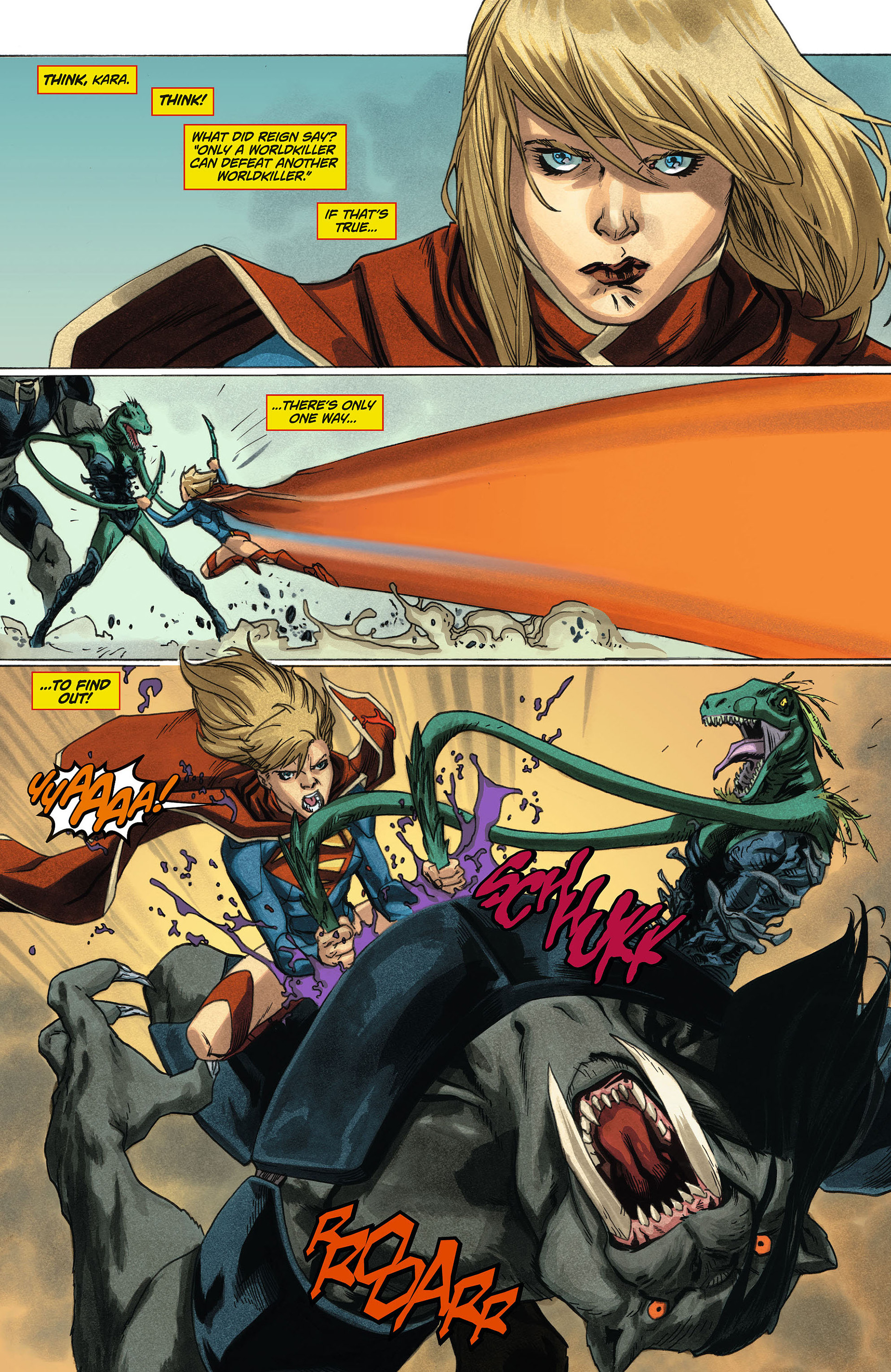 Supergirl (2011) Issue #7 #9 - English 16