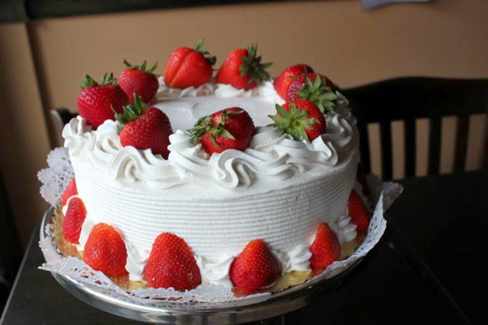 Strawberry shortcake (NY Daily News)