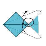 Origami Pheonix Houou