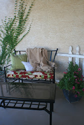 Patio furniture -SOLD