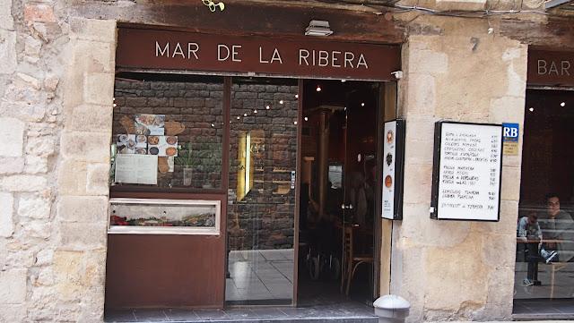 Restaurante Mar de la Ribera