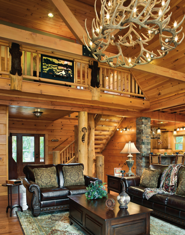 5 bedroom log home kits 2