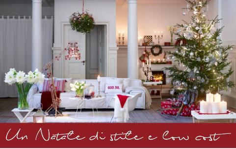 decorare casa a natale | blog di arredamento e interni - dettagli ... - Arredare Casa Natale Foto