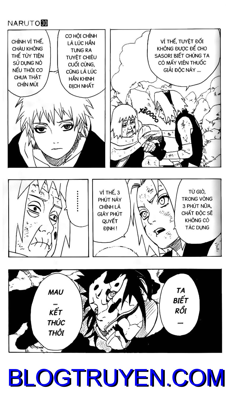 Naruto chap 270 Trang 19 - Mangak.info