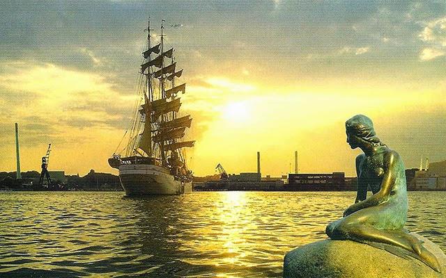 美人魚銅像