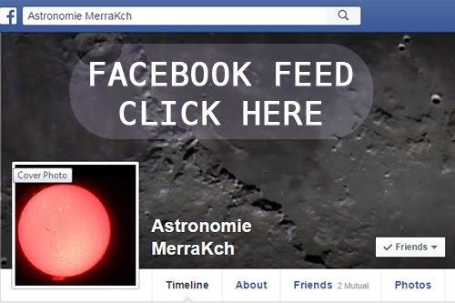 Association Astronomy Marrakesh Facebook feed
