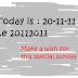 20-11-2011 (20112011)