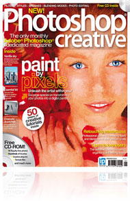 Photoshop Creative Magazine Issue 01