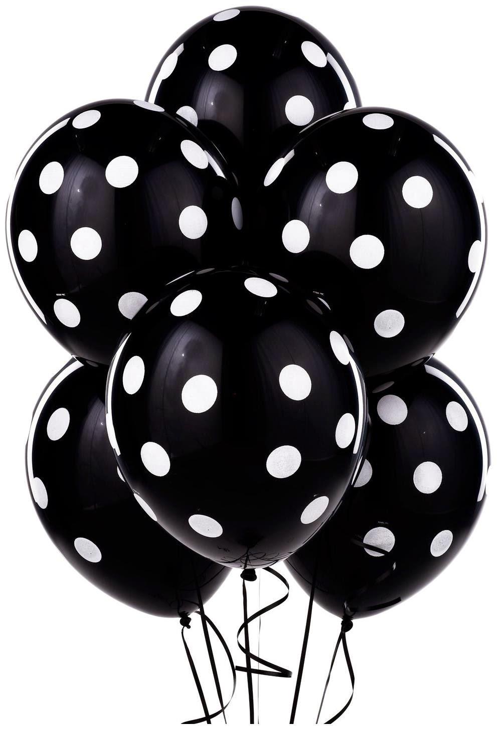 Polka-baloons