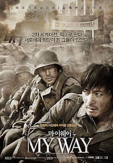 My Way (2011) BRRip 900MB MKV Free Movie Download