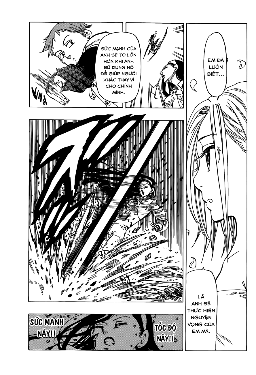 Nanatsu no Taizai - Thất Hình Đại Tội chap 25 page 12 - IZTruyenTranh.com