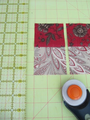 strip piecing quilt blocks