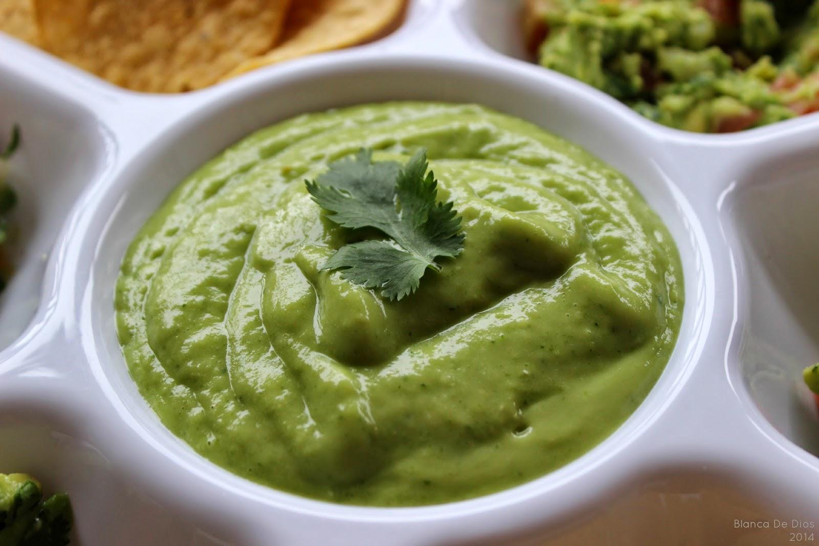 Como hacer guacamole para tacos - Salsas faciles de hacer ...