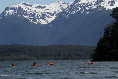 kayaking in patagonia crossing from the andes to the atlantic