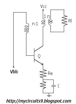 astable blocking oscillator