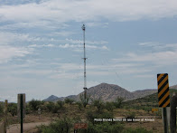 US flopped spy tower at Arivaca
