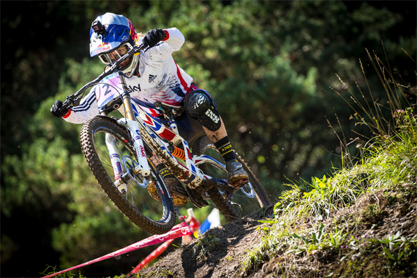 2015 Vallnord UCI World Championship Downhill: Highlights