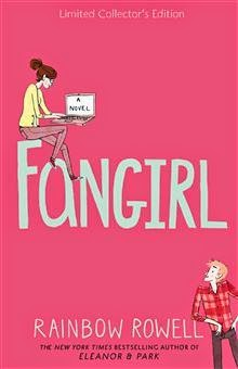 Fangirl Limited Collector's Edition cover