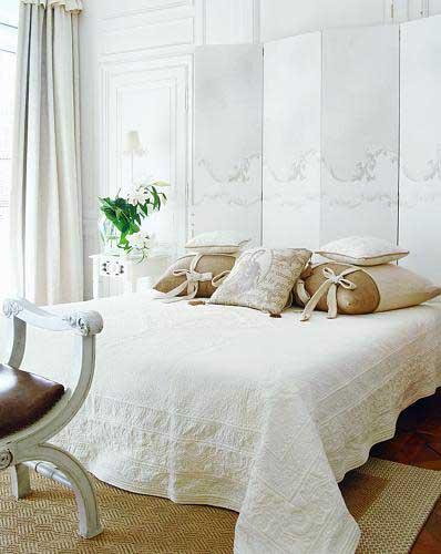 Retro y con encanto: Entre la cama y la pared...