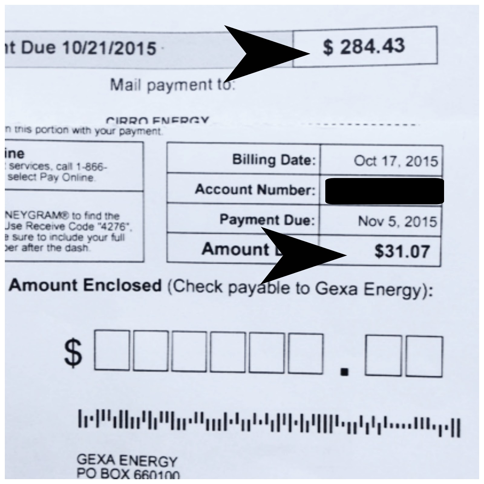 Gexa Energy Customer Service Number - Reliant Energy