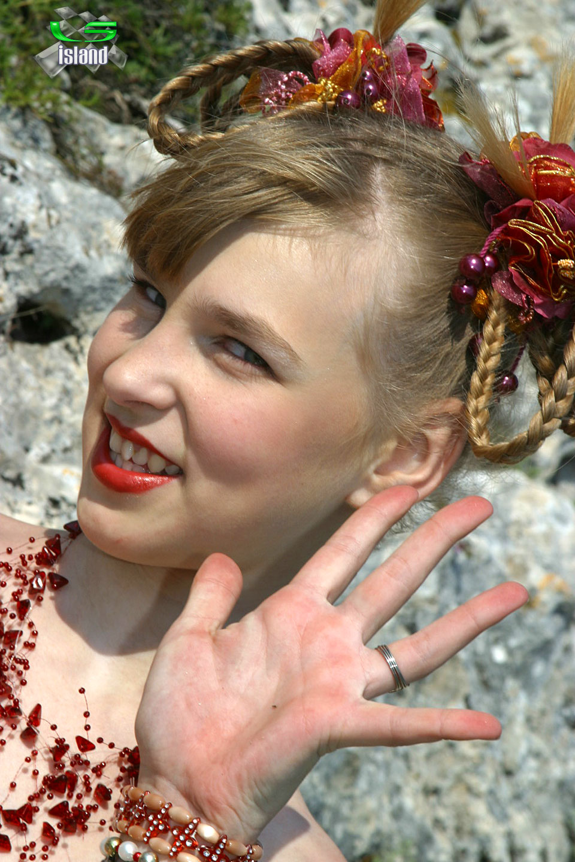 Ukrainian Lovely Nymphets