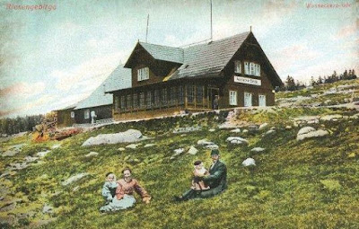 Stará Vosecká bouda