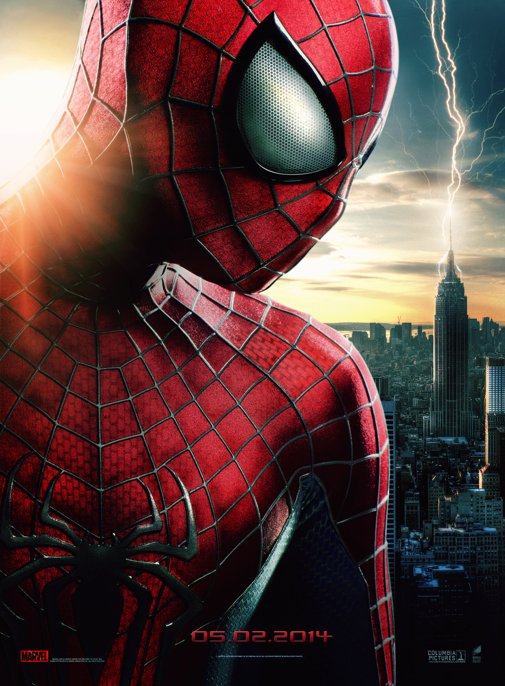 Marvel wallpapers arts 07 as imagens promocionais do - Image spiderman ...