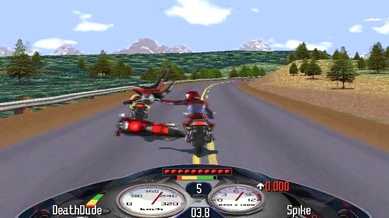 Road Rash PC Game 2002 Full Download With Cheats.