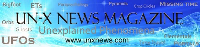 Un-X News Banner