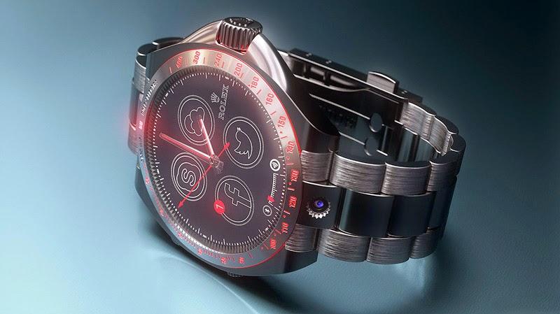 đồng hồ đẳng cấp Rolex 2