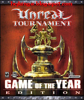 Unreal Tournament Game Of The Year Edition PC